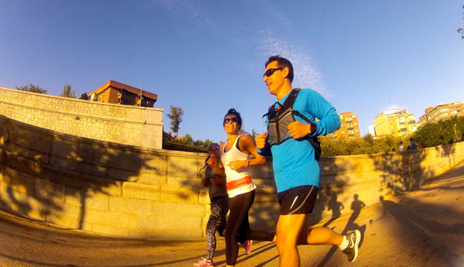 run and mind presentación