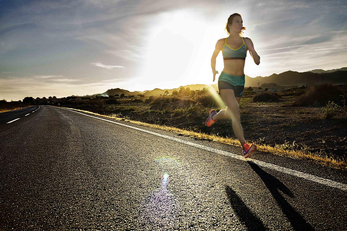 paula butragueño inspirafit trainer nike running run mind