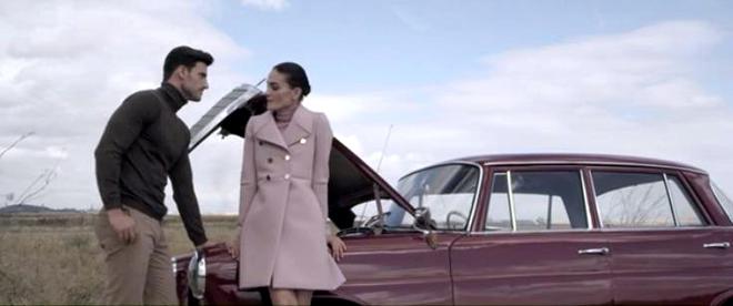 laura ponte aitor ocio madrid fashion film festival 2014 smoda