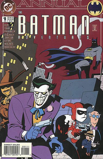 amor loco doc pastor ecc comic batman