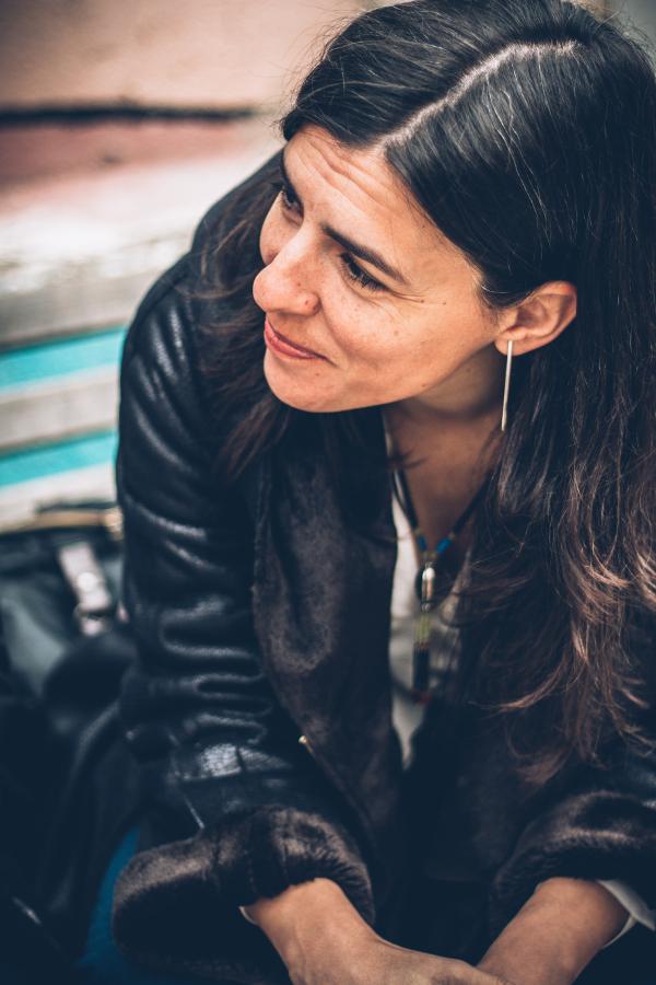 Pilar Sanchez yo presidenta directora fotografia panchito de noche y de pronto productora