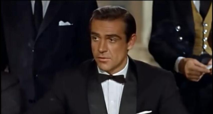 james bond cine sean connery película