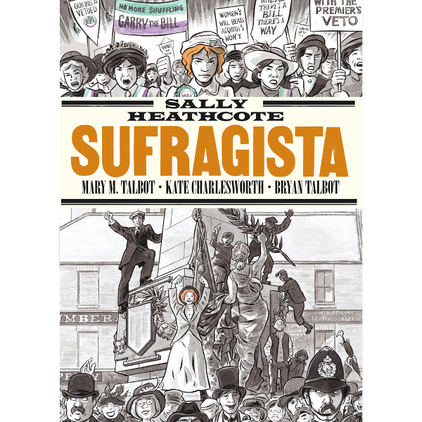 sally heathcote doc pastor sufragista comic