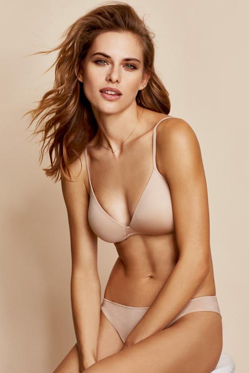 women secret crisp white otoño invierno 2015 lenceria sujedor braga esencial diario moda intima comodidad