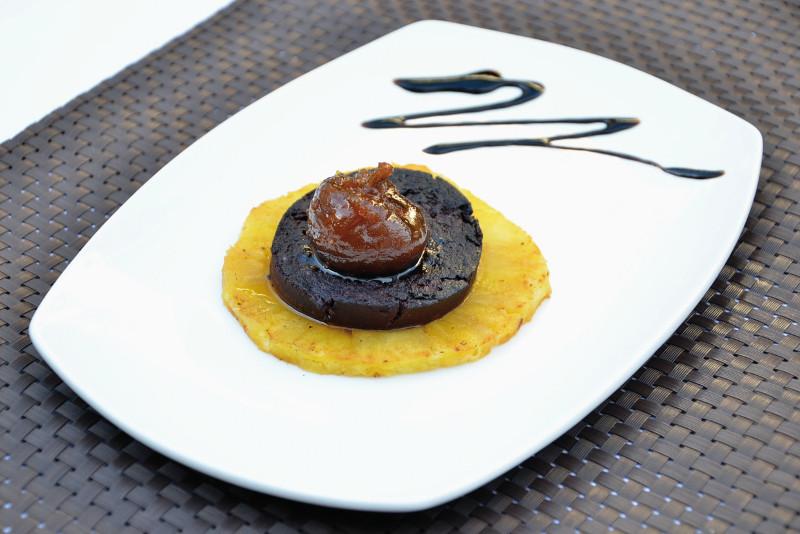 morcillas receta gourmet embutido alimento ramiro zamora gastronomía
