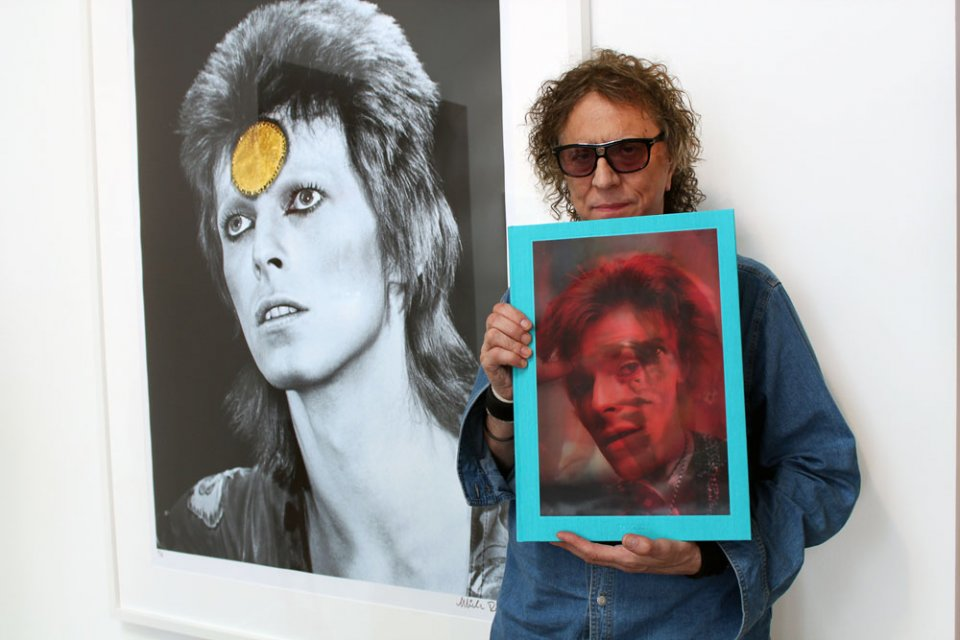 the rise of david bowie mick rock los angeles TASCHEN