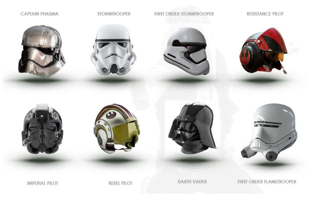 star wars face the force facetheforce cascos helmet madrid expo star wars unagi magazine