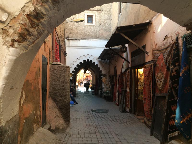 marruecos Marrakech viaje turismo ciudad plan