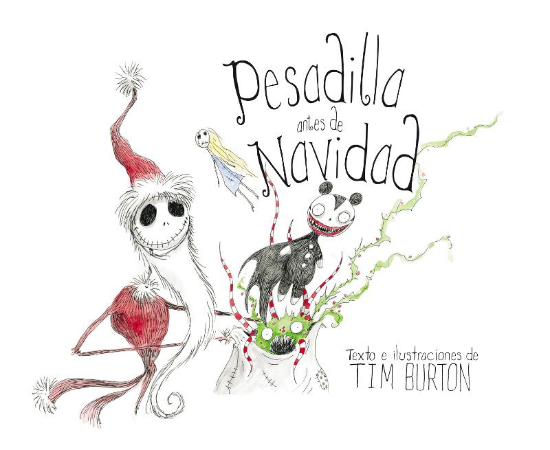 pesadilla antes de navidad alfaguara tim burton alejandra rodriguez unagi magazine jack skeleton