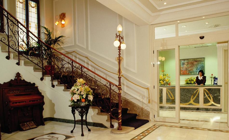 hotel horus zamora turismo edades del hombre