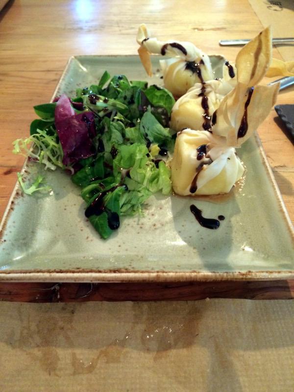 restaurante frida gastrobar chueca madrid menú