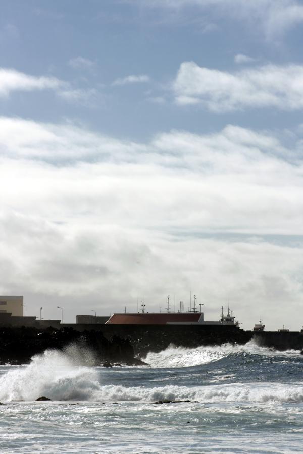 pico azores isla atlantico portugal