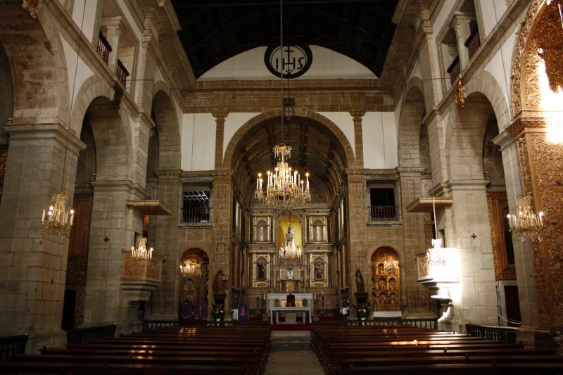 azores terceira portugal viaje turismo islas vacaciones atlantico iglesia san ignacio