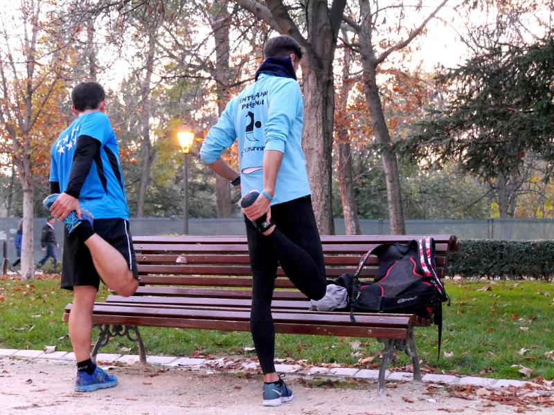 #retommm medio maratón running unagi magazine estiramientos personal running