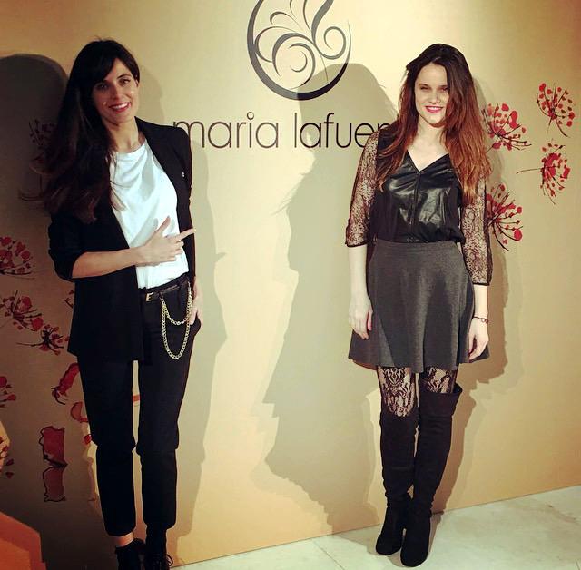 mairen muñoz destacado madrid presentacion maria lafuente actriz modelo