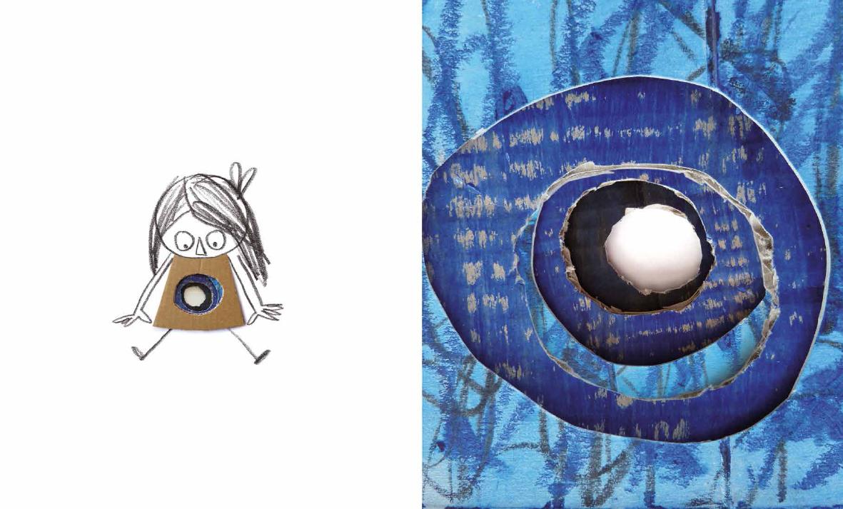 vacio ana llenas libro infantil ilustrado album