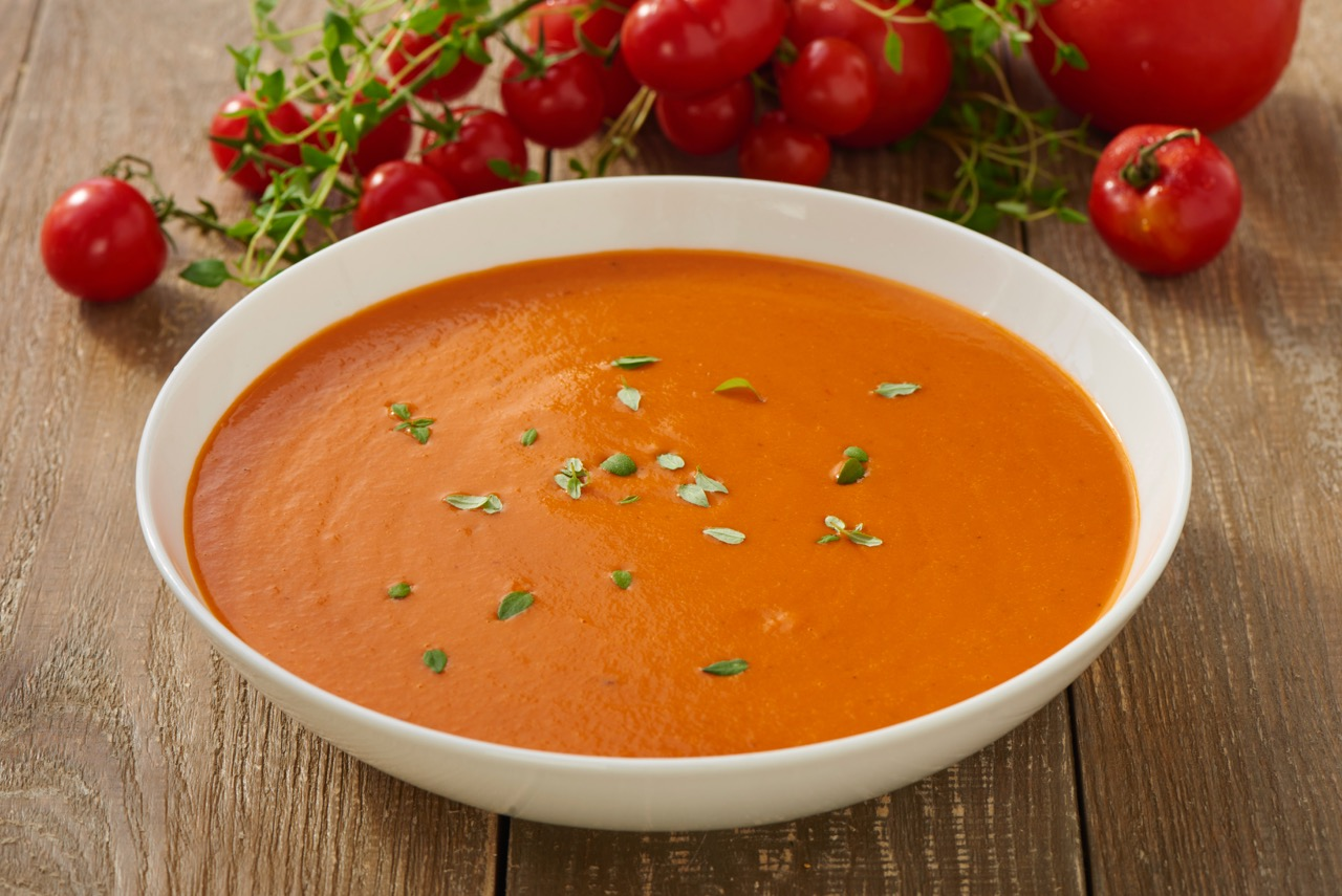 cremas de verduras knorr receta crema de tomate