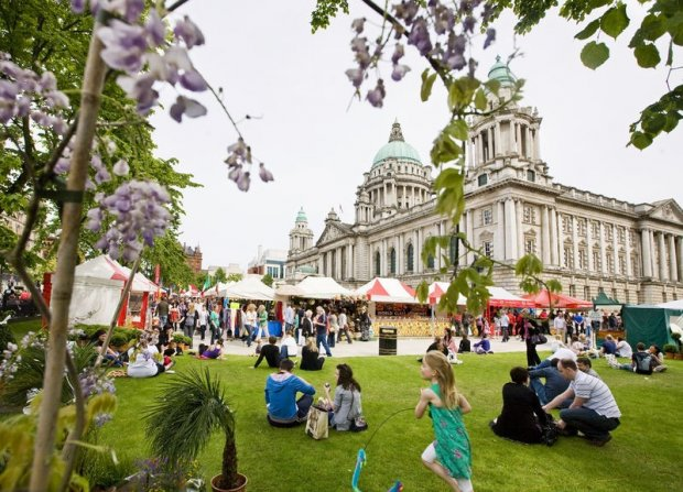 viajes baratos Irlanda turismo belfast gratis