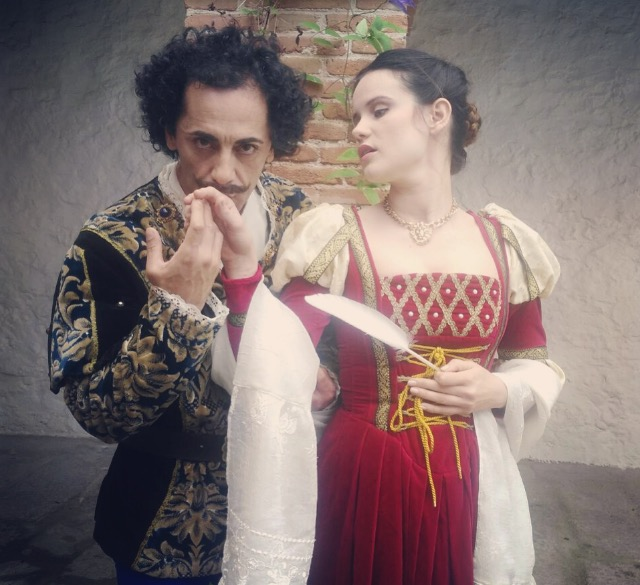 Metro Golden Mairen Muñoz actriz de felipe