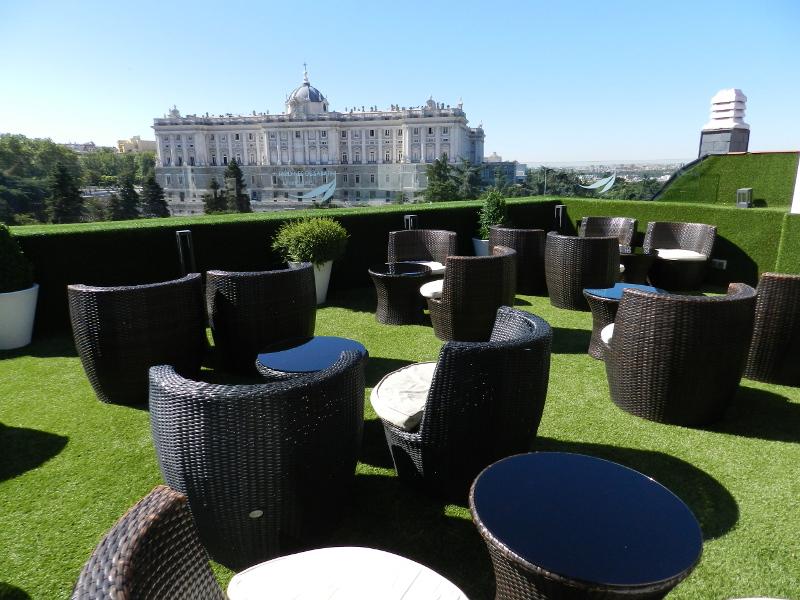 Mis azoteas favoritas de madrid 2016 for Terraza sabatini madrid