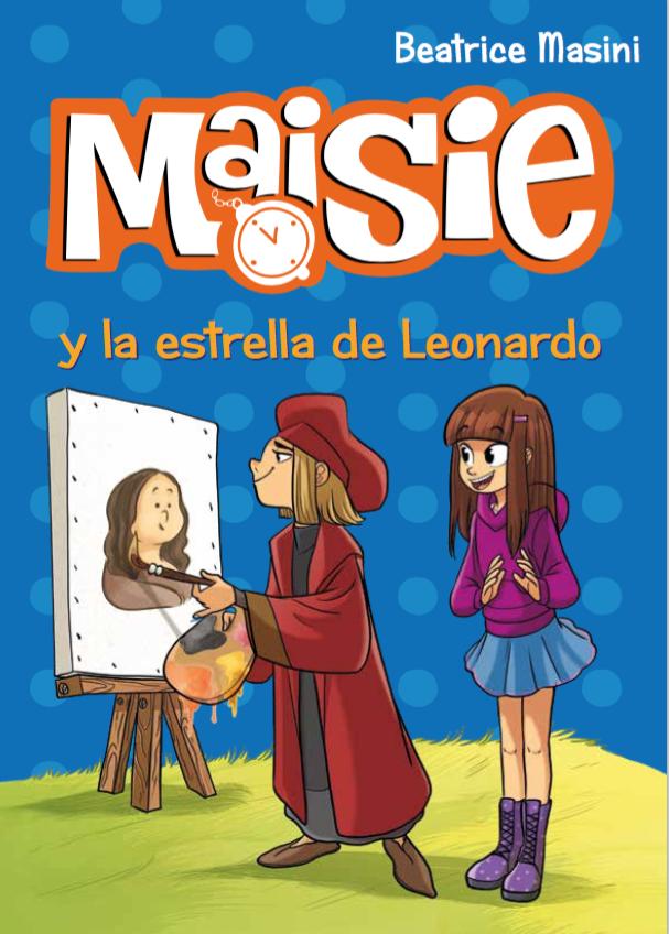 maisie y la estrella de leonardo andrajandra anaya