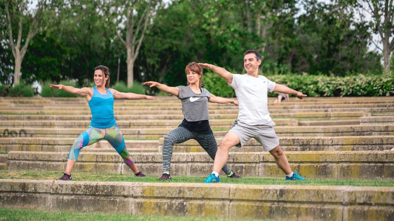 thais blume actriz el principe yoga danza paula butragueño