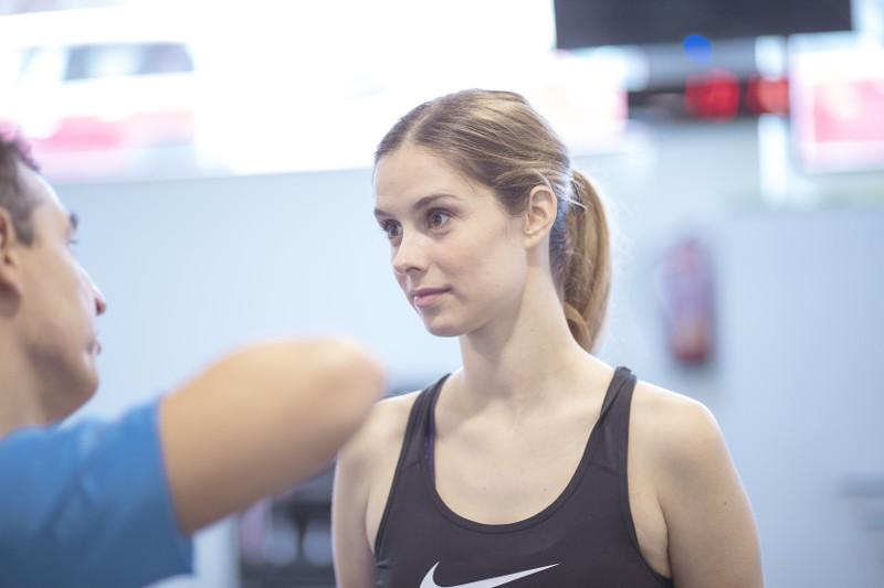 katia klein libro deporte fitness amar es para siempre entrevistas