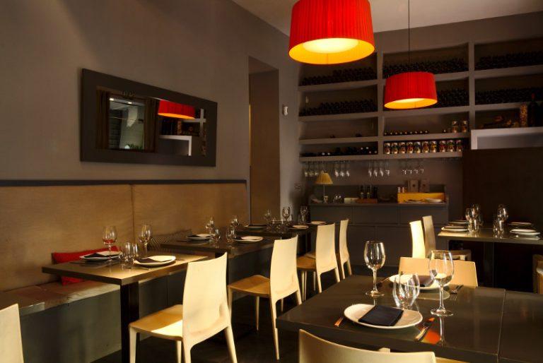 restaurantes en madrid abrazo de vergara