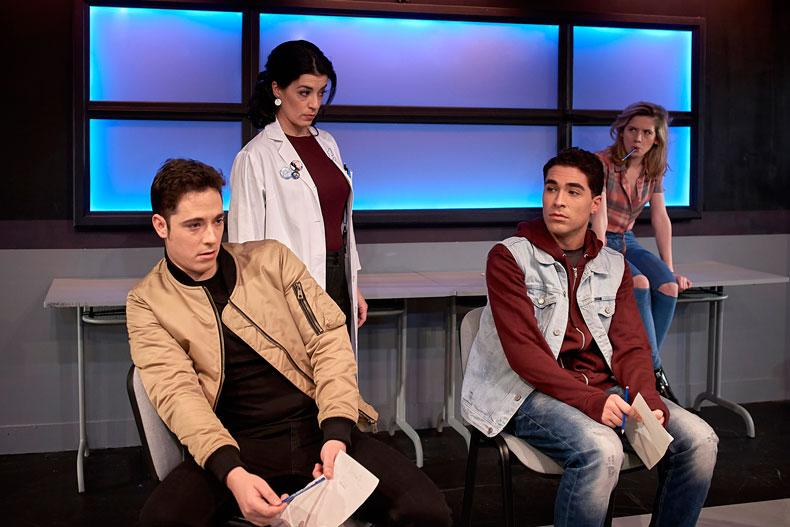 #malditos16 teatro madrid escena maria guerrero