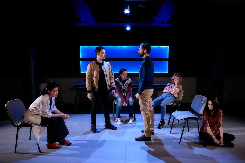 #malditos16 teatro adolescentes suicidio educacion
