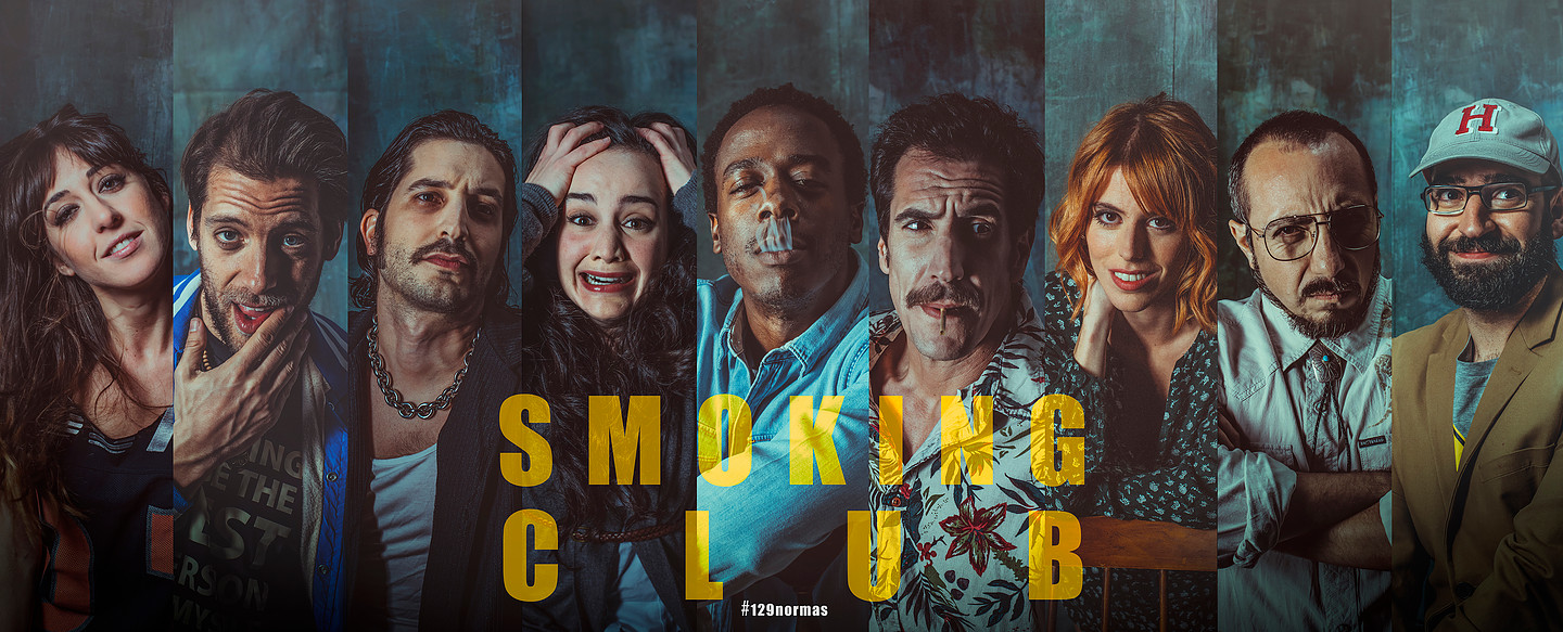 smoking club pelicula club cannabis cine