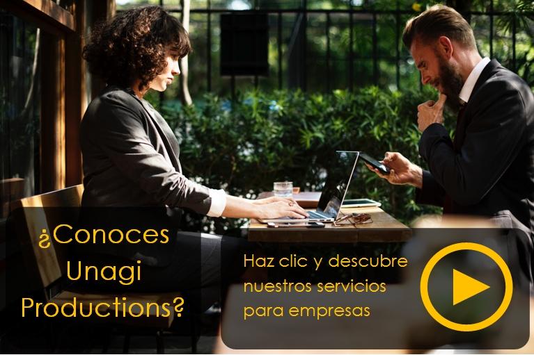 unagi productions diseño web app publicaciones digitales revistas contenidos servicios para empresas editoriales