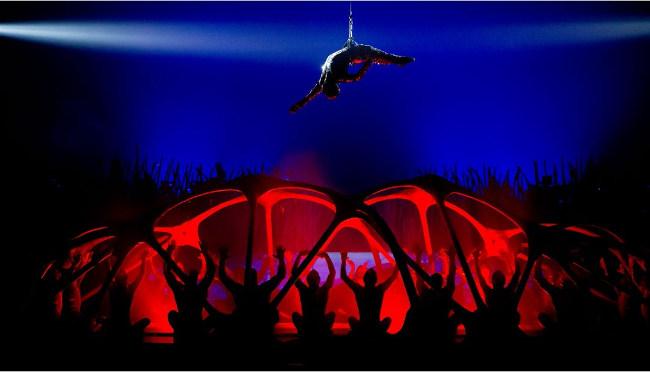 totem cirque du soleil españa comprar entradas madrid barcelona sevilla