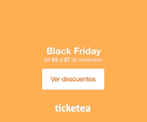 black friday ticketea