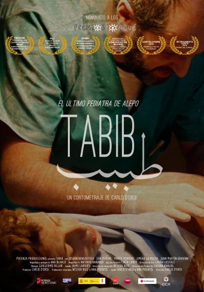 carlo d'ursi productor tabib cortometraje