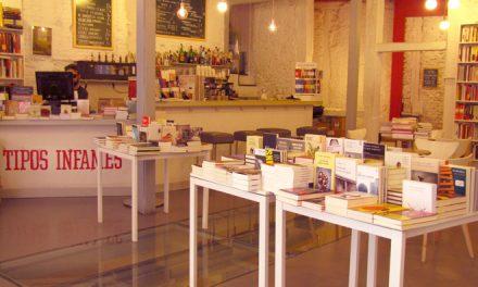 Tipos infames: vinos y libros