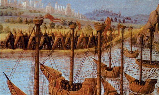 El sitio de Constantinopla