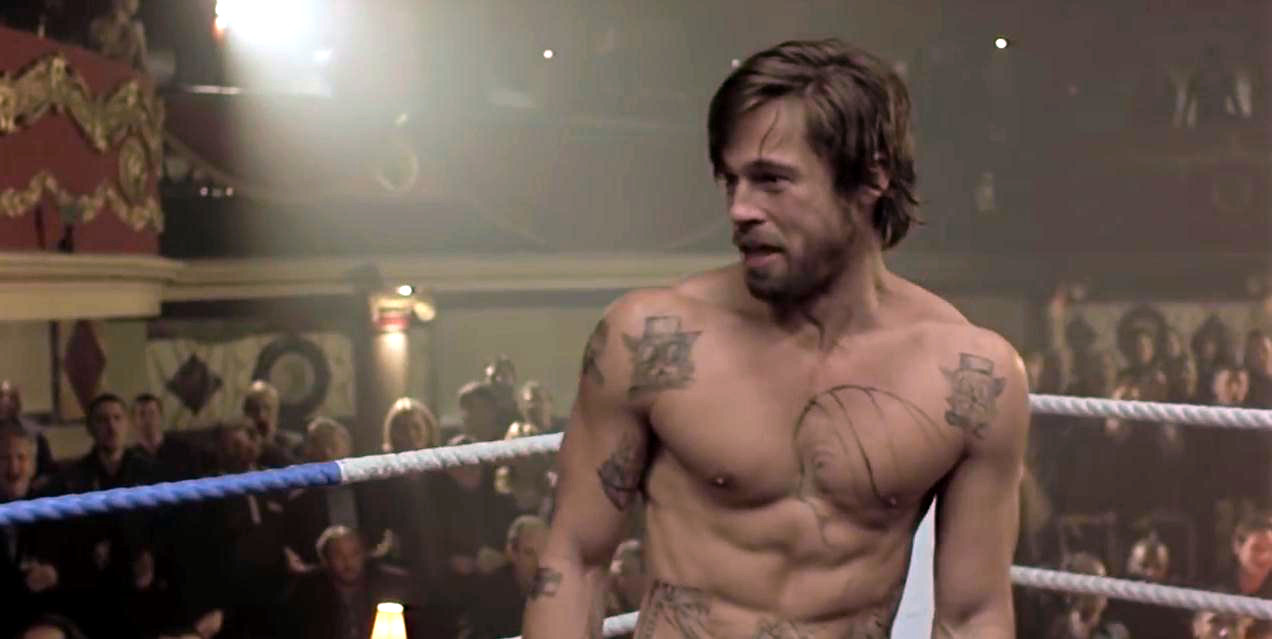 secundario mickey o'neill brad pitt guy ritchie snatch boxer
