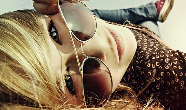 Gafas por tu cara bonita