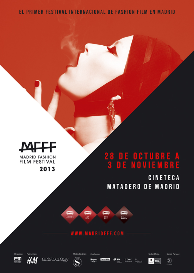 MFFF cartel madrid fashion moda