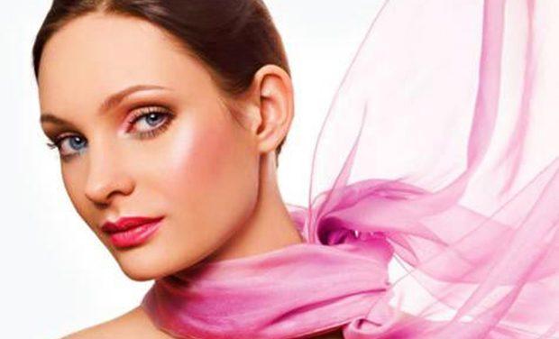 A mal tiempo…maquillaje rosa