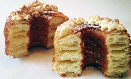 Croissant + Donut = Cronut