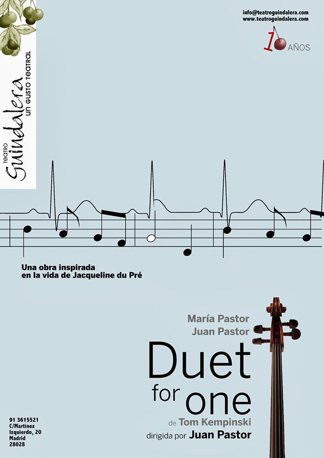 duet for one guindalera
