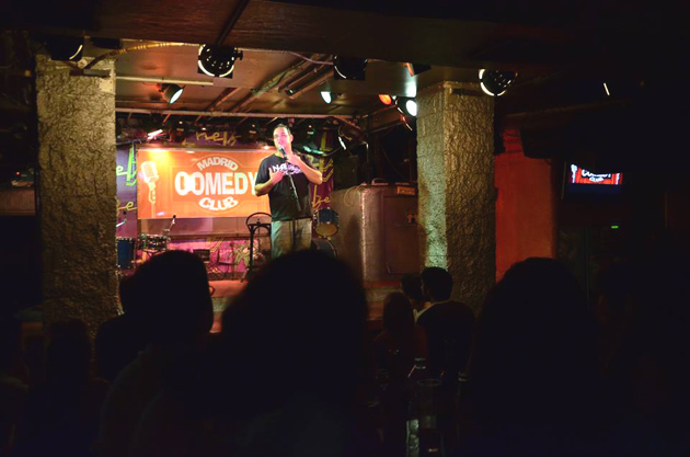 jorge segura comedy madrid