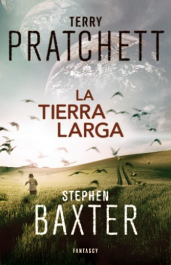 Terry pratchett tierra larga