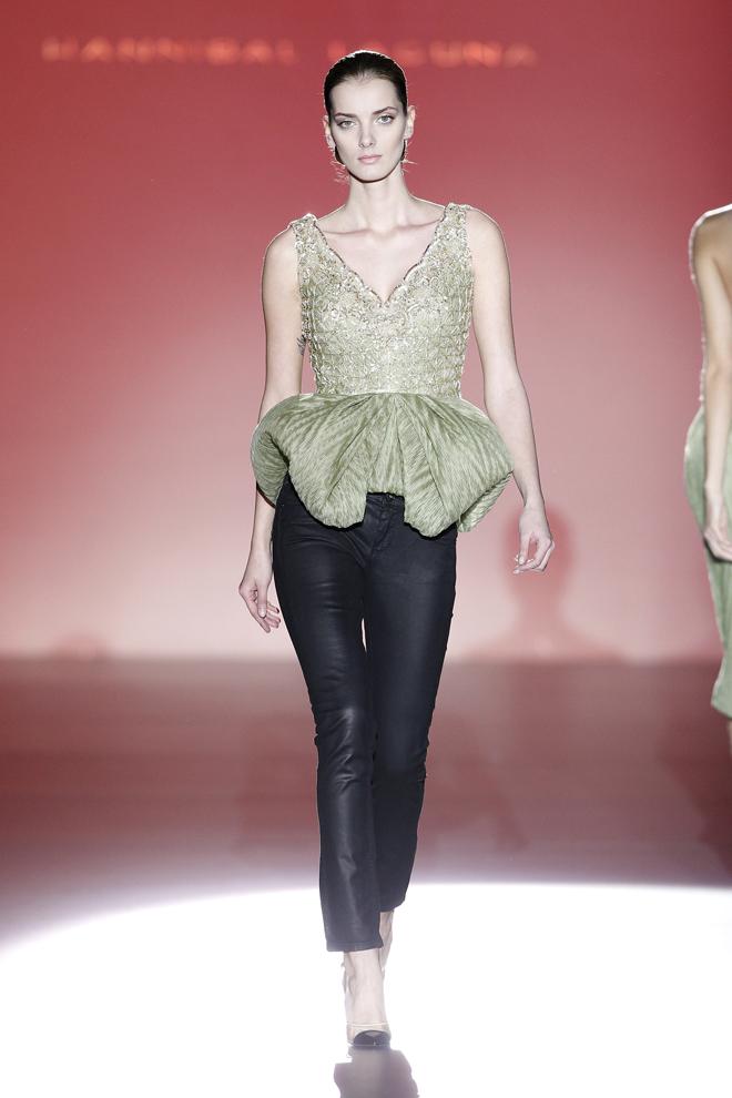 mujer feminidad madrid fashion mercedes hannibal laguna