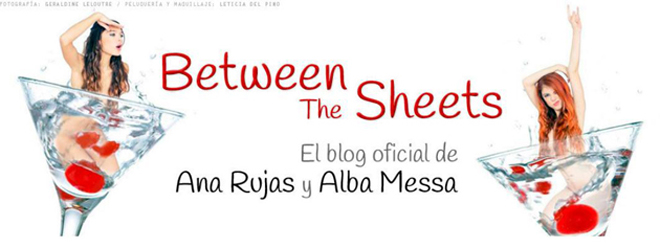 alba messa between the sheets
