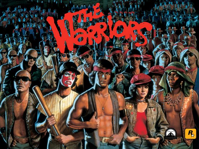 videojuegos cine warriors
