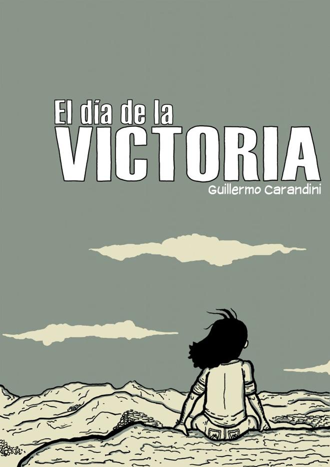 Día de la victoria comic guillermo carandini