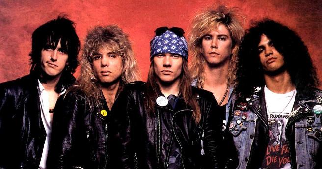 Seis grados de separación: de ABBA a Guns'n Roses